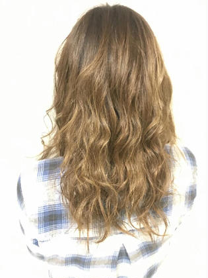 3Dハイライト Agu hair three所属・かねこいつきのスタイル