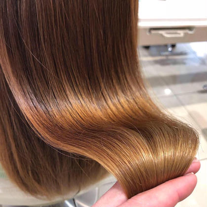 ✨さらつや髪質改善縮毛矯正✨silkトリートメント✨