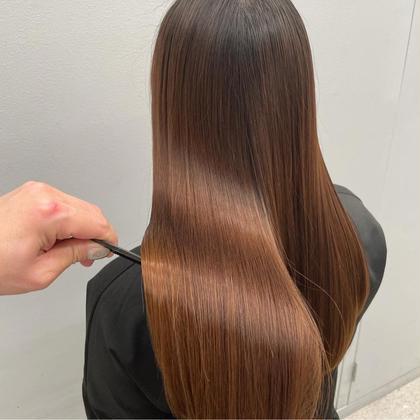 🗽髪質改善🗽さらっとり髪質改善トリートメント✨3回コース✨¥29700→¥25000🗽