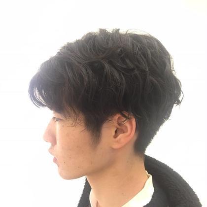 🔻【メンズ限定】カット+パーマ+眉カット🔻