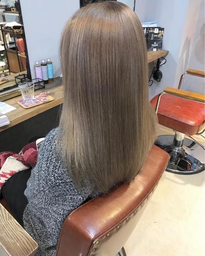 【4月限定】ケラ熱❤︎髪質改善トリートメント