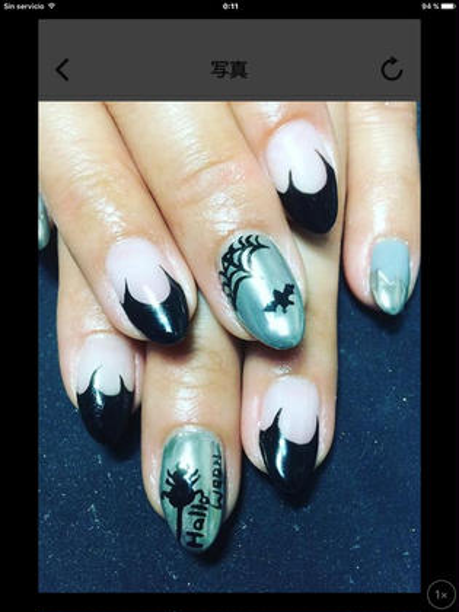 Halloween nail preciosa.nail所属・preciosa.nailのフォト