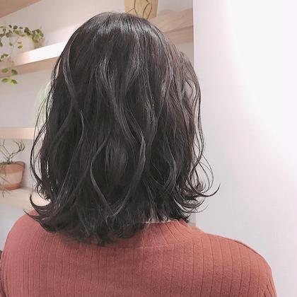 透明感のあるカラー🌿 檜垣香織のスタイル