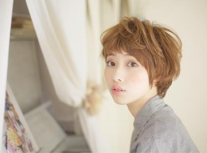 👩前髪で可愛くします✨前髪カット