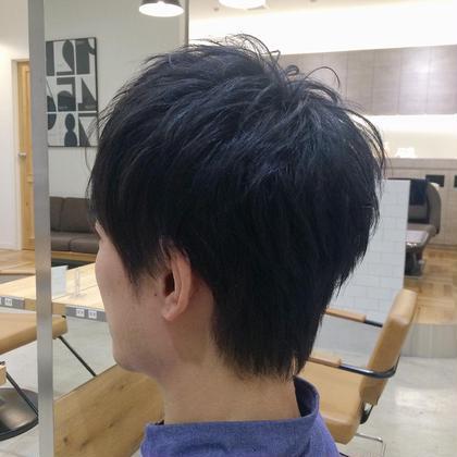 束感のあるショートスタイル☆ 頭の丸みをしっかりと表現し、立体感のあるスッキリヘアにしました! AUTRE by FUGA hair所属・大橋春美のスタイル