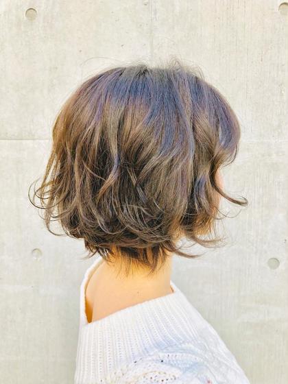 💓💓💓3月限定・カット&透明感カラー&3stepトリートメント&炭酸スパ&巻き髪セット💓💓💓【#アオハル】