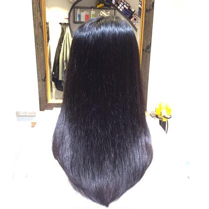 髪質改善1回目の方です C_infinite所属・スタイリストシーインフィニートのスタイル