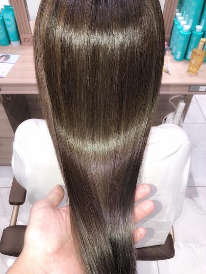 🌟新メニュー🌟ずっと触りたくなる髪質へ❤️髪質改善イルミナ カラー❤️コラーゲントリートメント付き⭐️
