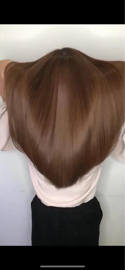 ♥︎静電気にお困りの方のための髪質改善♥︎💐グラストリートメント💐やったことない人は遅れてます!