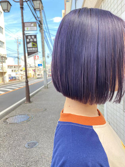 U24限定✨透明感 color🧡+COTAトリートメント🧡+前髪カット🧡
