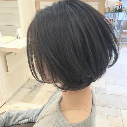 1〜3回目まで使える ✅【くせ毛が気になる方に⭕️】カット&縮毛矯正