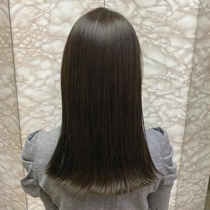 🦄毎日可愛く🦄【1日3名様まで】前髪カット+イルミナorアディクシーカラー+最新ディープレイヤートリートメント