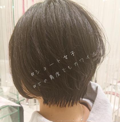 ☆黒染めプレミアムカラー&トリートメント☆