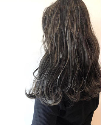 knot hair&products所属・井口亮摩のスタイル
