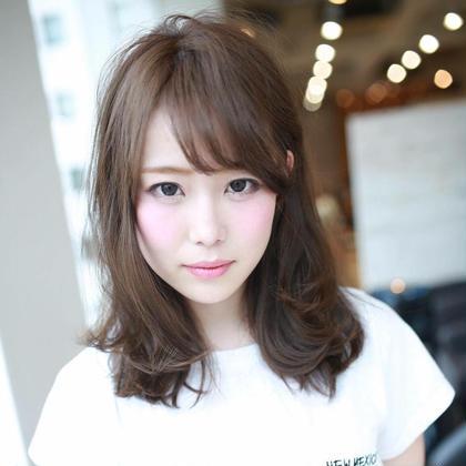 Agu hair axis山形店所属・Agu hairaxis山形店のスタイル