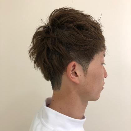 🙎🏻♂️【メンズ人気】カット+パーマ