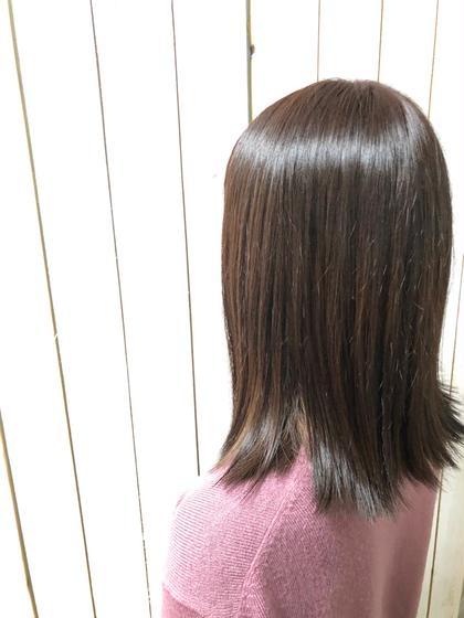 カット/リタッチカラー/髪質改善ストレート/ヘアエステ