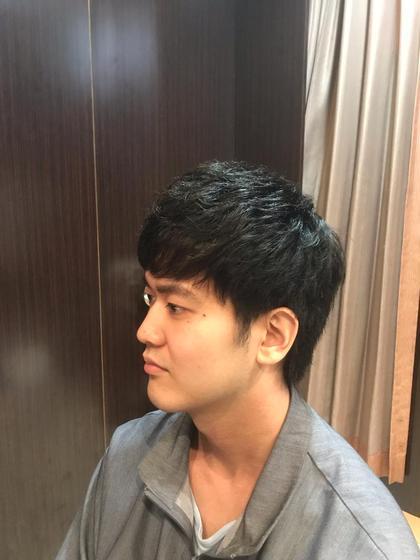 ヘアモードキクチ神田店所属・佐々木宥人のスタイル