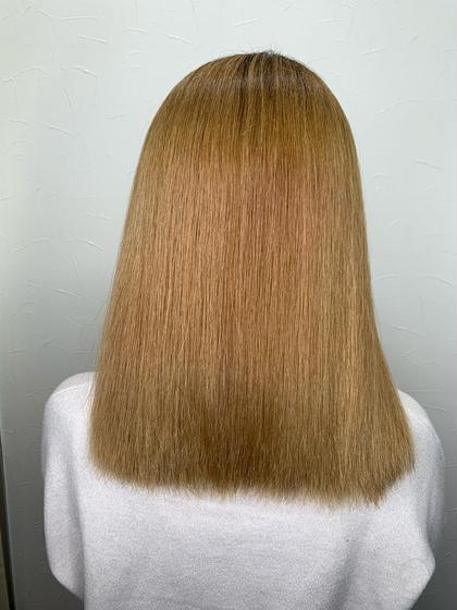 60%off!!cut+美髪チャージ髪質改善サイエンスアクア