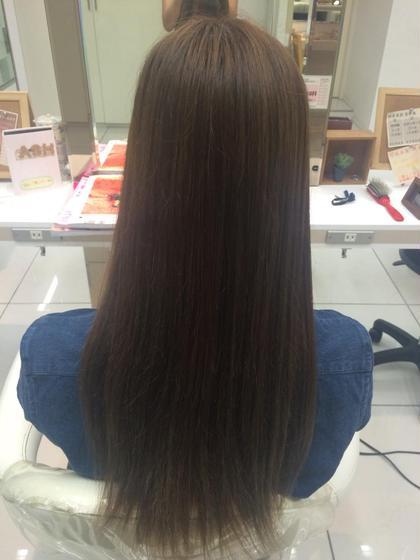 ナチュラルブラウン HAIR MAKE  Ash中目黒所属・stylist 橋本春菜のスタイル