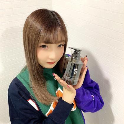 髪質改善☆高級酸熱Tr+MONOCRYSTAトリートメント+専用シャンプー(400ml)トリートメント(150g)付き