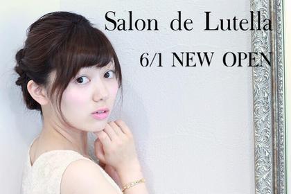 ゆるふわ編み込みセット Salon de Lutella所属・小久保景司のスタイル