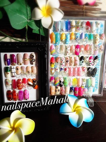 アートサンプル Nail&Care space Mahalo所属・Rikatsuruyamaのフォト