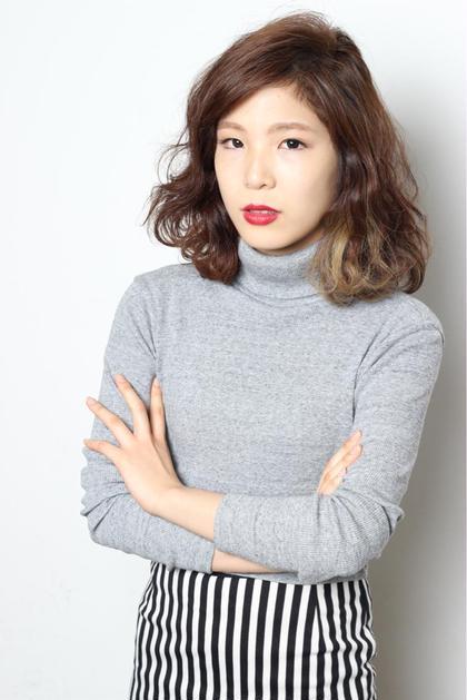 HAIR ICI LUCE ヘアーアイスルーチェ所属・井上裕文のスタイル