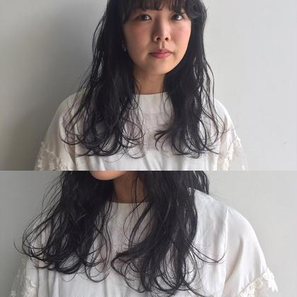 透けちゃう秋のダークカラー assort tokyo所属・楯谷友梨のスタイル