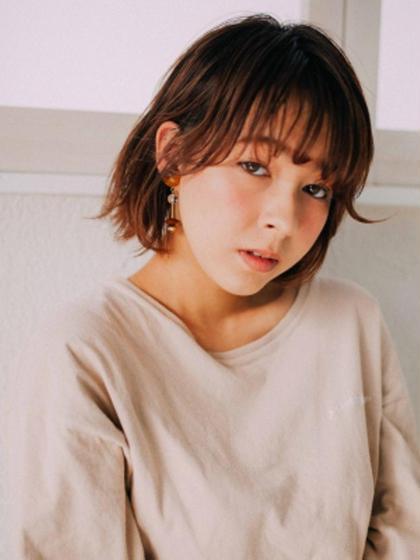 【注目サロン✨✨】潤い前髪パーマ+OGトリートメント¥5000→¥4500