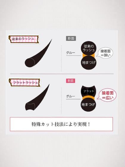 HairDressingAnge〜アンジュ〜所属のヘアードレッシングアンジュのマツエクデザイン