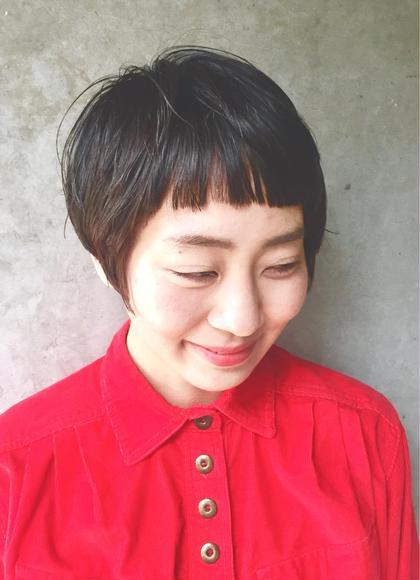 dydi OMOTESANDO所属の藤野 ちずるのヘアカタログ