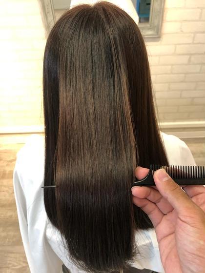 新規オープン特別クーポン髪質改善+メンテナンスカット(大幅な長さ変更はお問い合わせください😊)