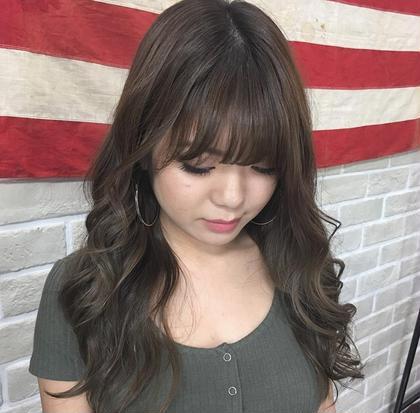 透明感カラー✩ Hair design salon swag  (スワッグ)所属・MIHOのスタイル