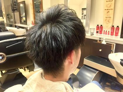 Hy'z所属の荒井潤太のヘアカタログ
