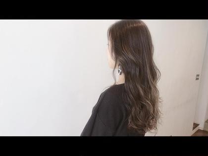 💐 シルキ-艶カラ- & 超音波導入3stepトリ-トメント