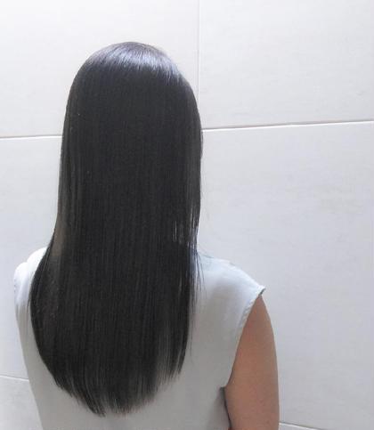 ❥🎀【注目度No.1】🎀❥cut+髪質改善縮毛矯正+高濃度水素(ULTOWAトリートメント)+炭酸泉🦄✨