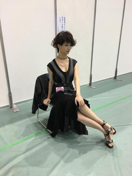 全国大会モデル Hair link Lien所属・加々美賢育のスタイル
