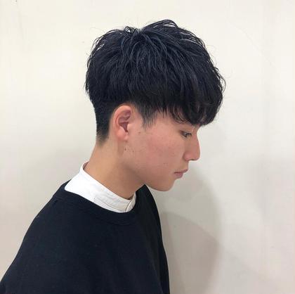 ✔️大特価✨メンズカット(シャンプー&セット付き)