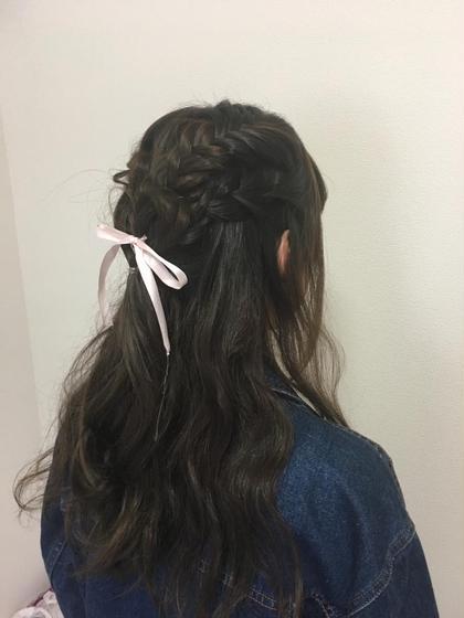 イルミナカラー Ash練馬所属・武井彩華のスタイル