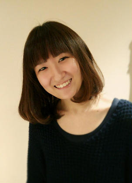 シンプル・イズ・ベスト! hair Glad Room所属・続石(つづきいし)和希子のスタイル
