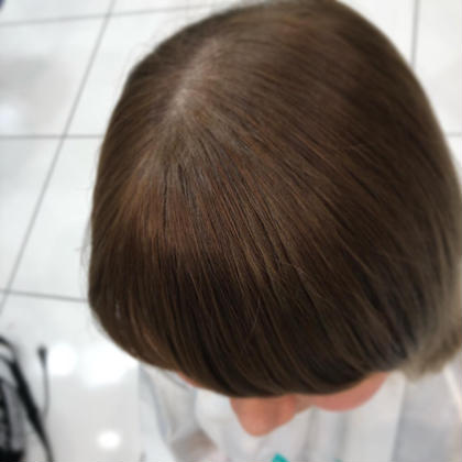 【✨前髪のクセが気になるかたオススメ✨】☑️❣️前髪縮毛矯正➕極上トリートメント❣️