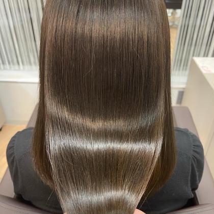 🌷髪質診断付き🌷髪質改善超音波アイロントリートメント👑