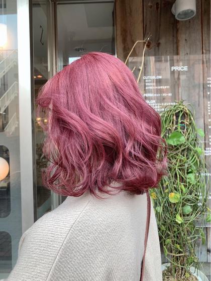 Hair&MakeZEST所属・菊地瑞季のスタイル