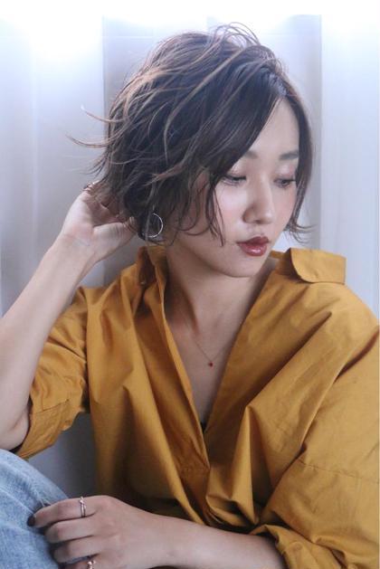 「ご新規様」似合わせカット & 潤艶トリートメント&コテ巻き無料