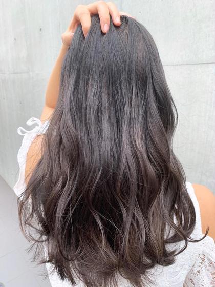 【1620円分のホームケアTr付き】✨学生限定✨カット&カラー&フローディア髪質改善5ステップ超音波トリートメントスパ✨