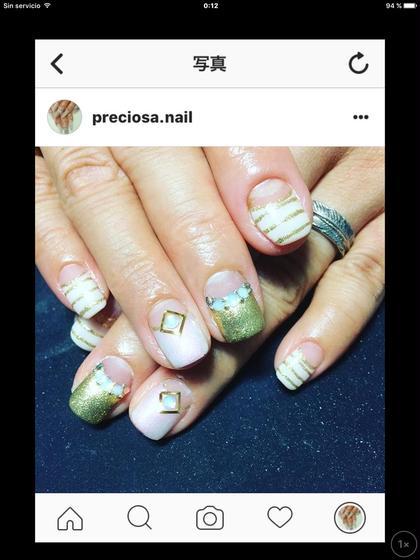 暖かいカラーでオータムネイル  いつでも同じ価格♪ preciosa.nail所属・preciosa.nailのフォト