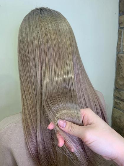 🌥 保証します!ウルツヤの髪!🌥 SNSで話題の髪質改善 glasshair treatment半額以下✨
