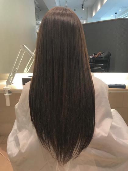 ✂︎ カット+縮毛矯正 ✂︎
