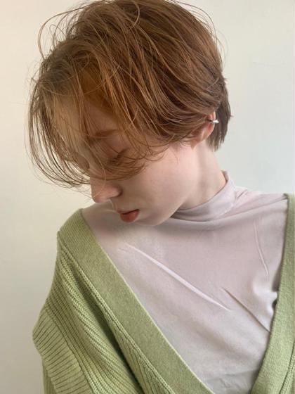 【ミニモ限定】デザインカット+シャンプー